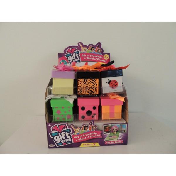 Gifts- Cutiuta cu figurina surpriza W2
