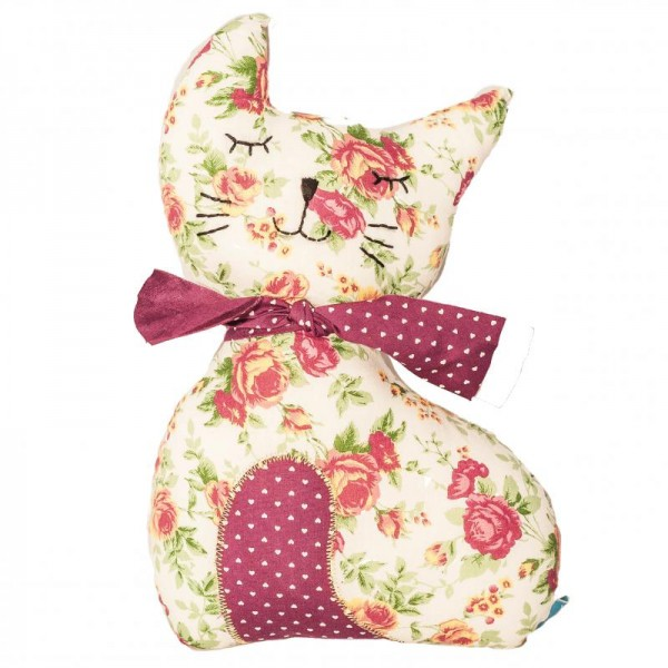 Jucarie Textila Bow Kitty 24 cm UG-AF07