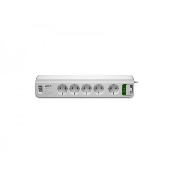 APC PREL 5 PRIZE SCHUKO 2 X USB