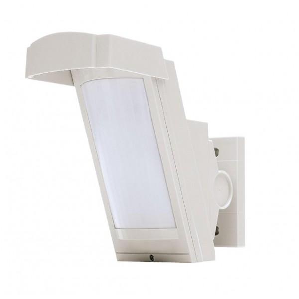Detector de miscare in dubla tehnologie PIR+MW, de exterior, cu anti-masking - OPTEX HX-40DAM