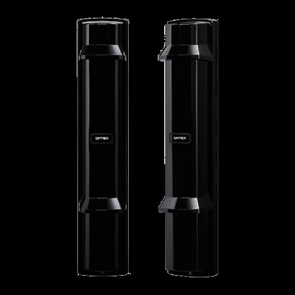 Bariera IR de exterior 200m, 4 fascicule, 4 canale Professional - OPTEX SL-650QDP
