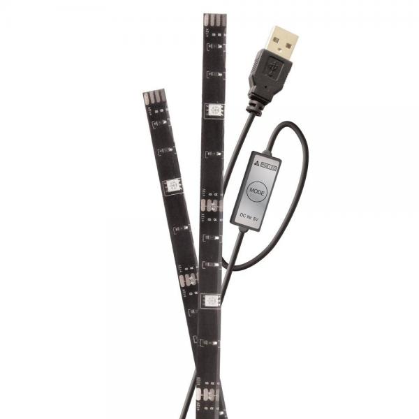 TV MOOD LIGHT KIT BARKAN L10 USB WHITE