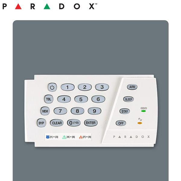 Tastatură LED pe fir K636 - gss.ro