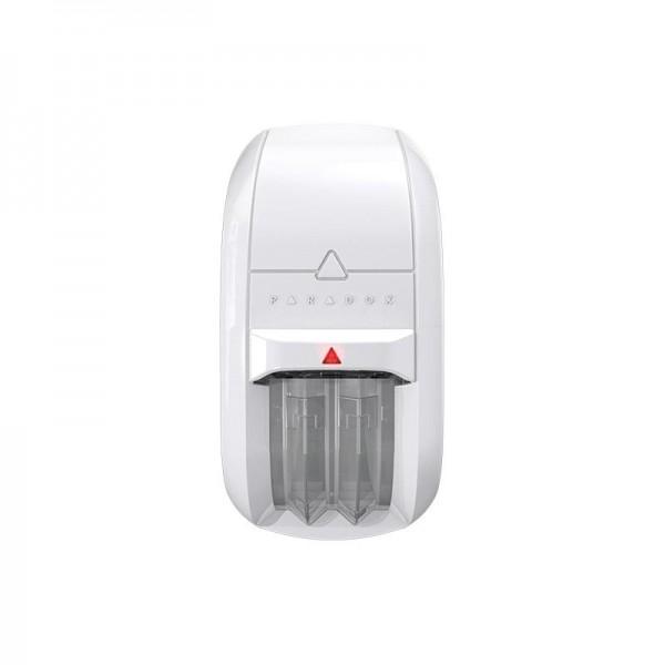 Detector dual wireless Paradox NV75MR cu anti-mascare si imunitate la animale