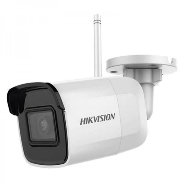 Camera de supraveghere IP Bullet, 4MP, IR 30m, 4mm, Hikvision DS-2CD2041G1IDW1D4