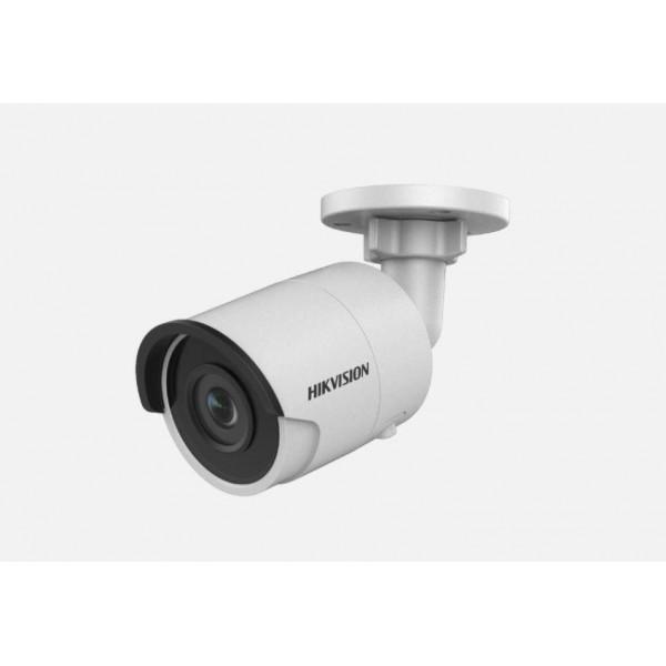 Camera de supraveghere IP Bullet, 4MP, IR 30m, 6mm, Hikvision DS-2CD2043G0-I6MM