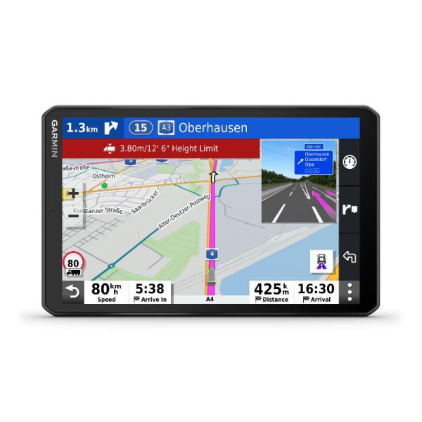 """Garmin GPS dēzl LGV800 8"""""""