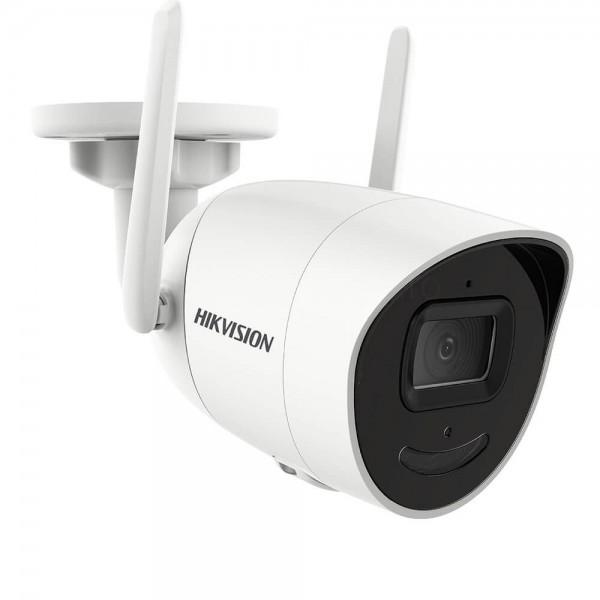 Camera de supraveghere IP Bullet, 4MP, IR 30m, 2.8mm, Hikvision DS-2CD2041G1-IDW1D