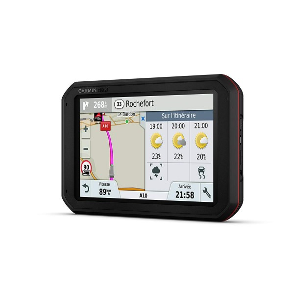 GPS GARMIN DEZLCAM 785 FULL EU LMT-D