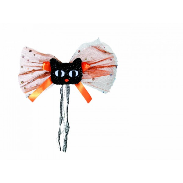 Accesoriu textil pt. par, forma pisica