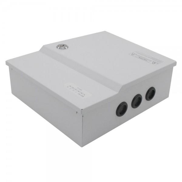 SURSA 10A BACKUP 9CH PTC METAL CCTV