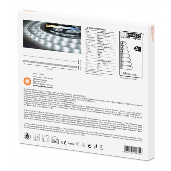 BANDA LED LEDVANCE 1400 4058075296909