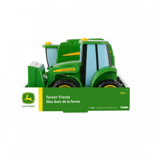 John Deere-Tractoras prietenii fermieri