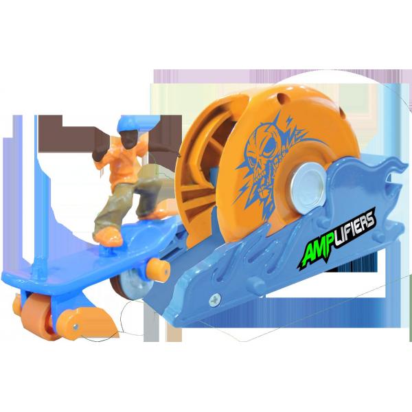 Amplifiers,skateboard si lansator-MrGreg