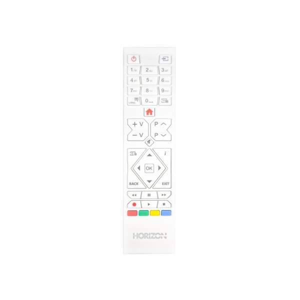 "LED TV 24"" HORIZON HD 24HL6101H/B -WHITE"