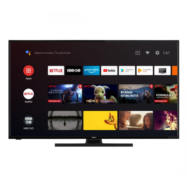 LED TV 55 HORIZON 4K-ANDROID 55HL7590U/B