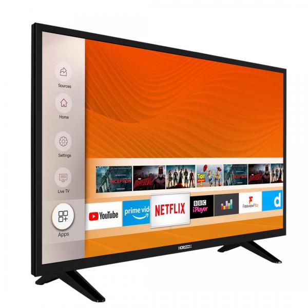 """LED TV 39"""" HORIZON HD-SMART 39HL6330H/B"""