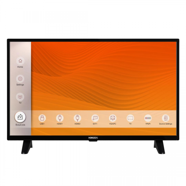 "LED TV 32"" HORIZON FHD-SMART 32HL6330F/B"