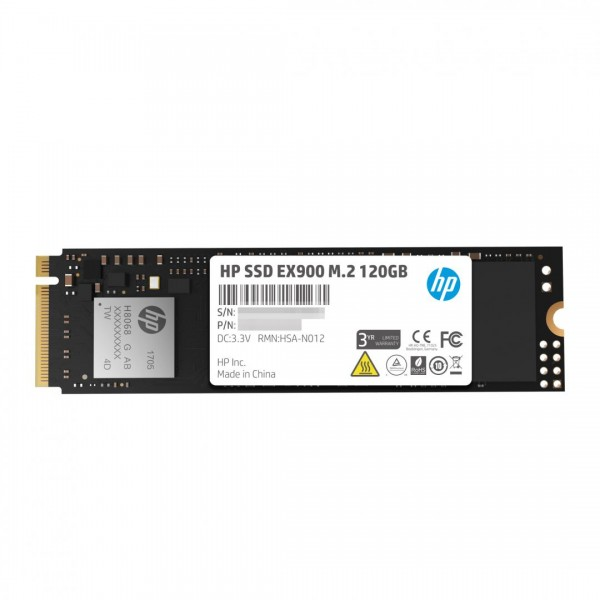 HP SSD 120GB M.2 2280 PCIE EX900