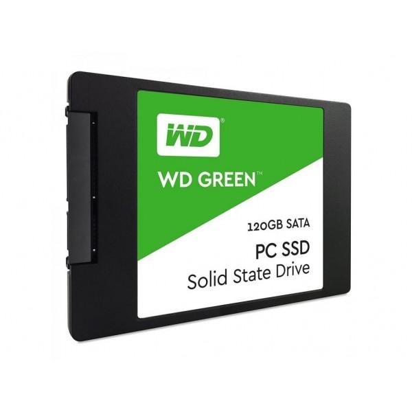 WD SSD 120GB GREEN 2.5 SATA3 WDS120G2G0A