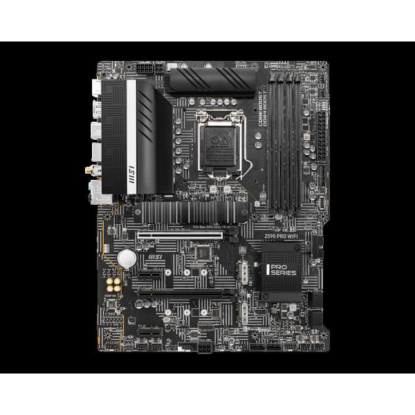 MB MSI Z590 PRO WIFI LGA 1200