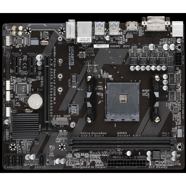 MB AMD GIGABYTE A320M-H 2.0 AM4
