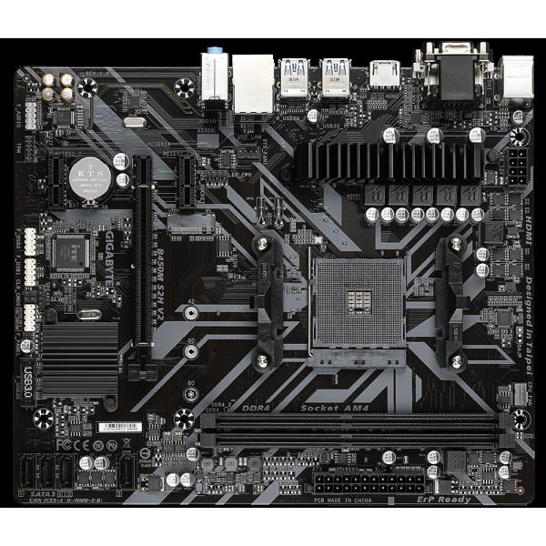 MB AMD B450M GIGABYTE B450M-S2H V2