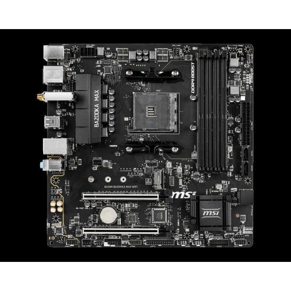 MB AMD B450M BAZOOKA MAX WIFI