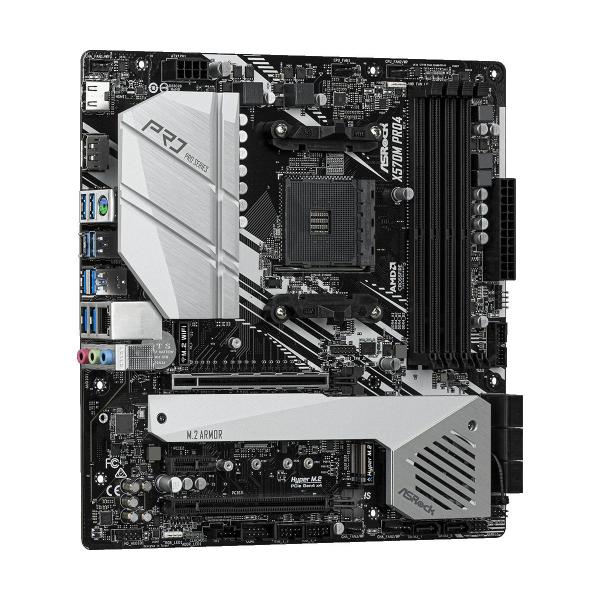 MB AMD X570M ASROCK X570M PRO4