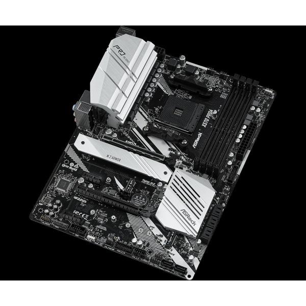 MB AMD X570 ASROCK X570 PRO4