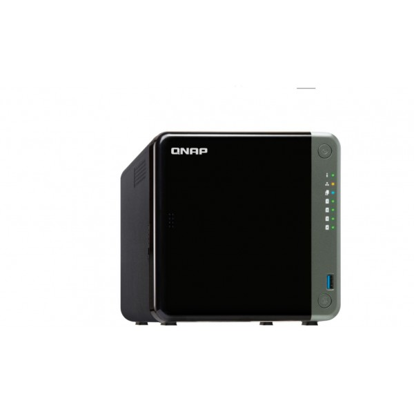 NAS QNAP 453D 4BAY 2GHZ 4GB TWR SATA