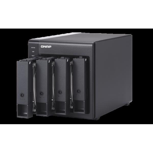 RAID USB QNAP TR-004 4BAY SATA TWR