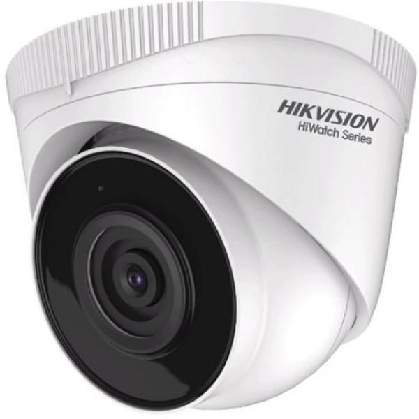 Camera de supraveghere IP Turret, 2MP, IR 30m, 2.8mm, Hiwatch HWI-T220H-U-28