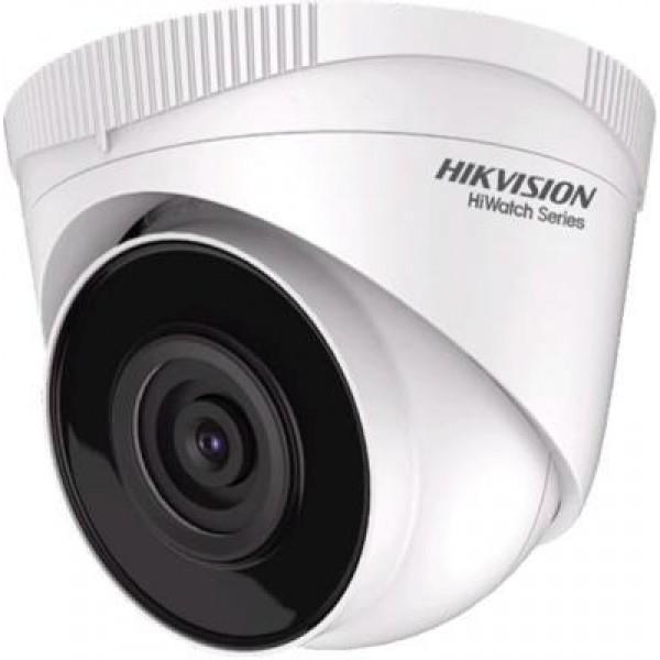 Camera de supraveghere IP Turret, 4MP, IR 30m, 2.8mm, Hiwatch HWI-T241H-28