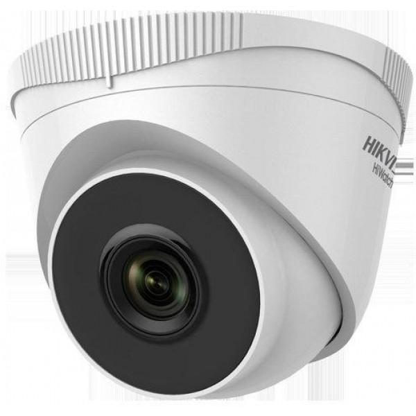 Camera de supraveghere IP Turret, 4MP, IR 30m, 2.8mm, Hiwatch HWI-T240H-28