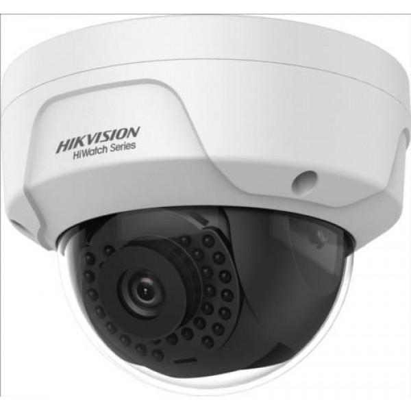 Camera de supraveghere IP Dome, 2MP, IR 30m, 2.8mm, Hiwatch HWI-D121H-M-28