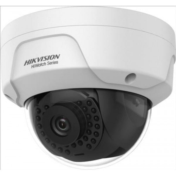 Camera de supraveghere IP Dome, 2MP, IR 30m, 2.8mm, Hiwatch HWI-D121H-28