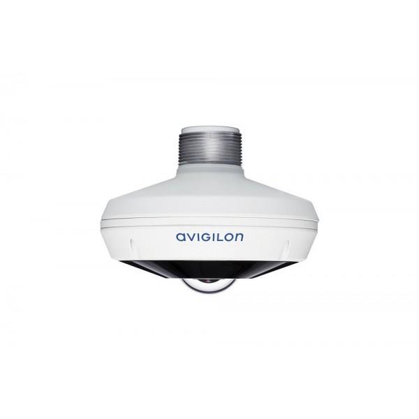 Camera de supraveghere IP FishEye, 12MP, IR 10m, 1.45mm, Avigilon 12.0-H4F-DO1-IR