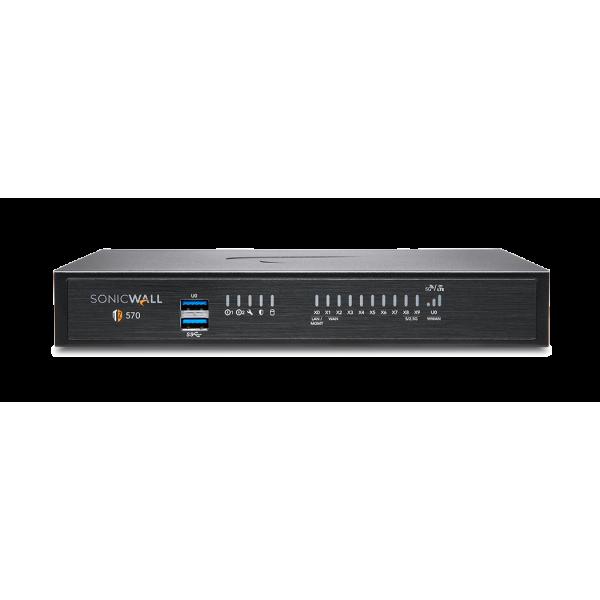 FW SC TZ570 4GBPS 8XGBE 200SSL