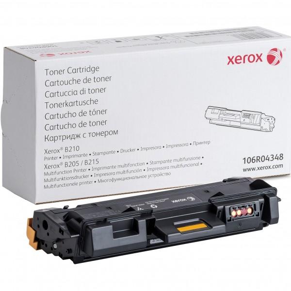 XEROX 106R04348 BLACK TONER CARTRIDGE