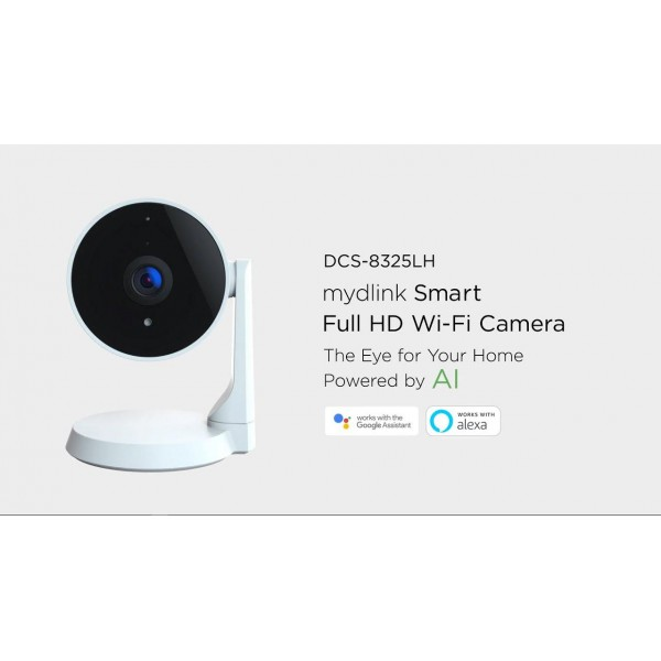 D-LINK FULL HD WI-FI CAMERA DCS-8325LH
