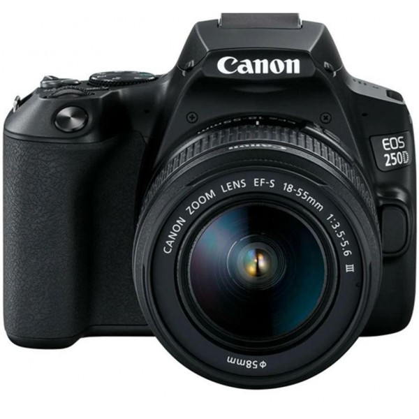 PHOTO CAMERA CANON 250D+18-55 DCIII KIT