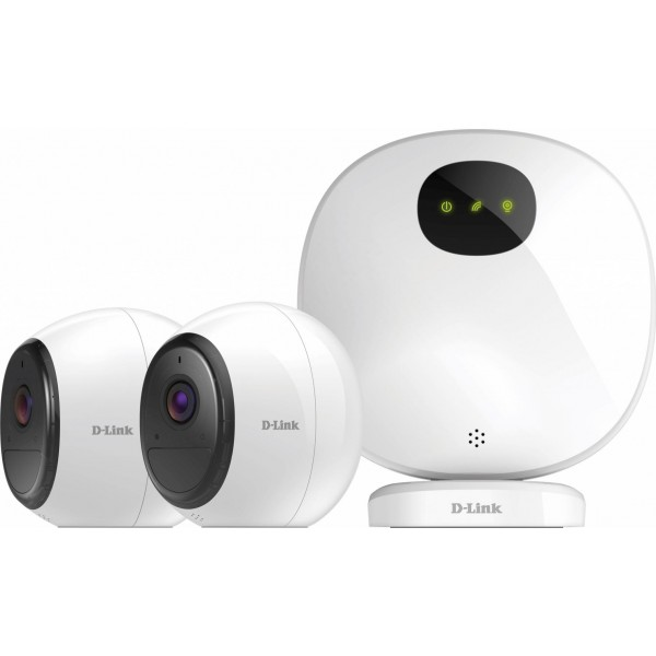 D-LINK PRO WIRE-FREE CAMERA KIT
