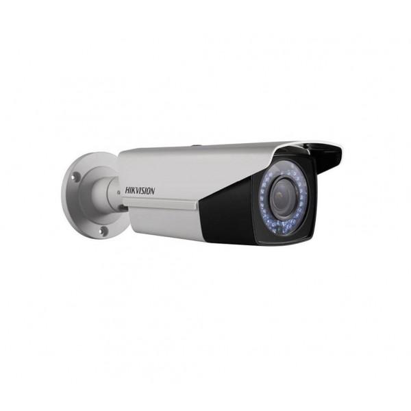 Camera de supraveghere AHD Bullet, 2MP, IR 40m, 2.8-12mm, Hikvision DS-2CE16D0T-VFIR3F