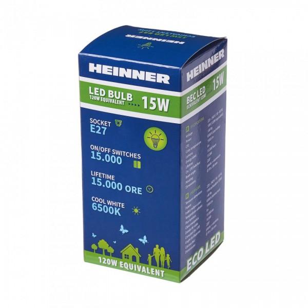 BEC LED HEINNER 15W HLB-15WE2765K2
