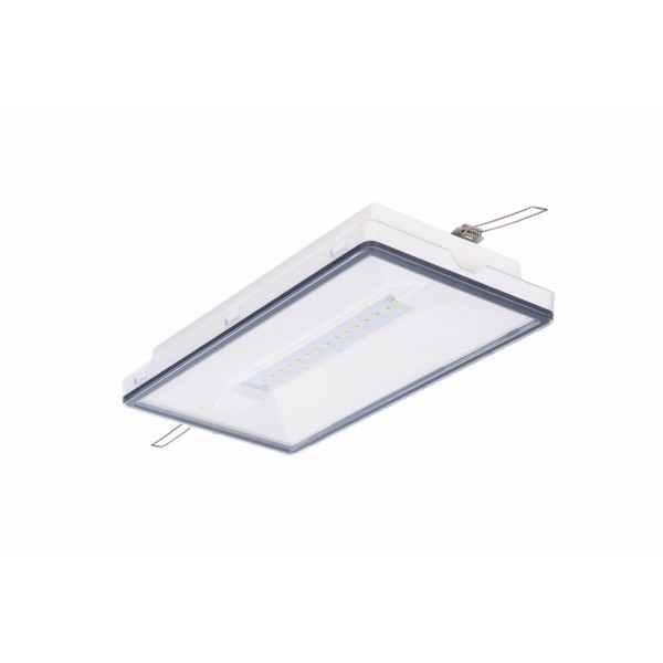LAMPA EXIT VELLA LED ECO SO 125 SA 3H