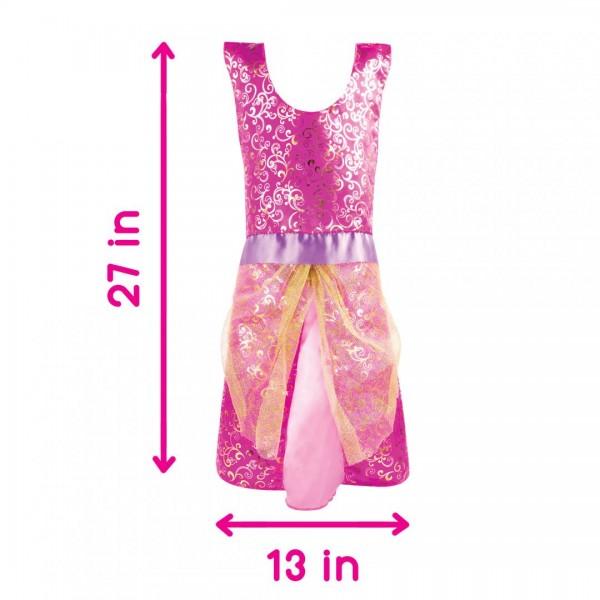Adorbs- Costum tip rochie, roz