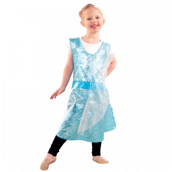 Adorbs- Costum tip rochie, bleu