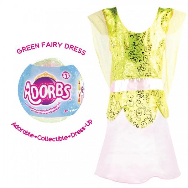 Adorbs- Costum tip rochie, verde