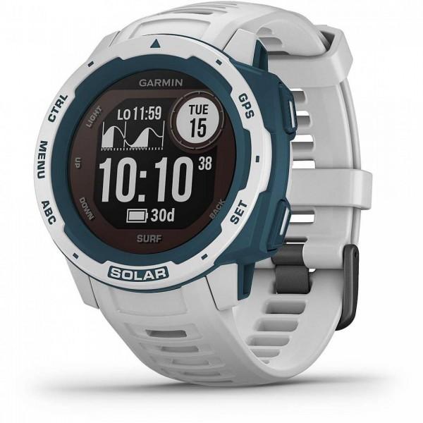 GR Instinct Solar Surf Ed GPS Watch Clou